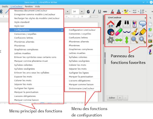 ReadColor  - инструмент для организации чтения (фр)